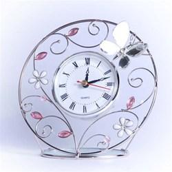 Часы Зеркальная бабочка