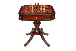 Шахматный стол с фигурками 68*68*7 см, Polite Crafts&Gifts Co., ltd
