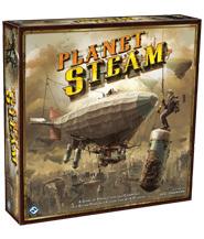 Настольная игра Планета Стим (Planet Steam).