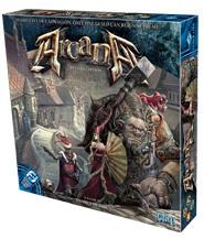 Настольная игра Аркана: исправленное издание (Arcana Revised Edition).