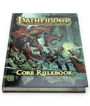 Настольная игра Следопыт ролевая игра: Книга правил (Pathfinder Roleplaying Game: Core Rulebook).