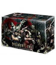 Настольная игра Обитель Зла: колодостроительная игра (Resident Evil Deckbuilding Game).